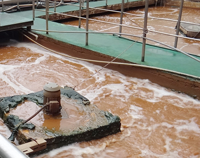 The importance of waste water treatment in Taiwan